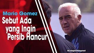 Persib Bandung Peroleh Hasil Buruk, Mario Gomez: Seseorang Ingin Hancurkan Tim Ini