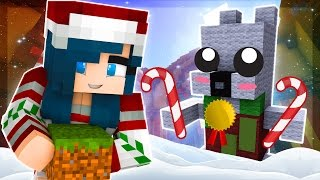 Minecraft - UGLIEST CHRISTMAS SWEATERS! CHRISTMAS BUILD BATTLE! (Minecraft Minigame)