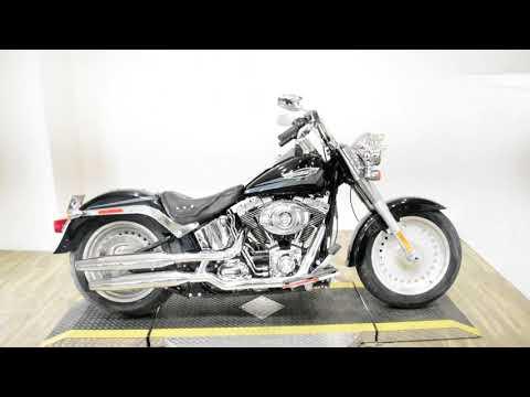 2008 Harley-Davidson Softail® Fat Boy® in Wauconda, Illinois - Video 1
