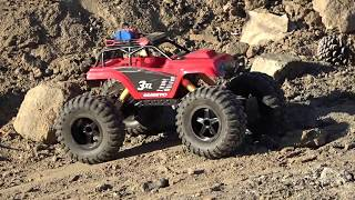 The Rock Crawler 3XL/Maisto/ RC for Off-Road/Fast and Furious Elite Off-Road RC