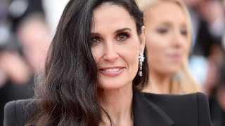 Demi Moore Admits She Felt Lost During Her Marriages