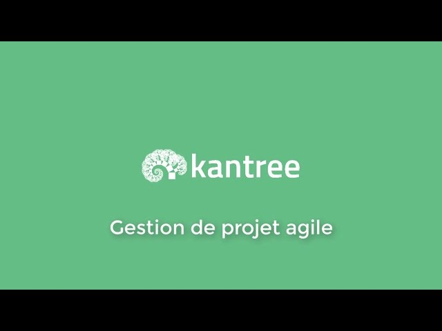 Kantree Demo - Gestion de Projet Agile