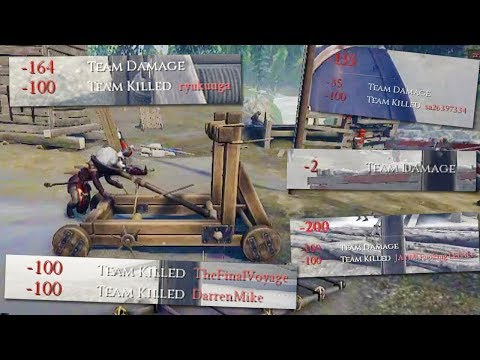 Mordhau showing the true brutality of medieval warfare