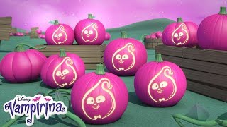 HalloVeen Counting Game! | Vampirina | Disney Junior