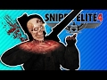I CAN'T FEEL MY FACE   Sniper Elite 4