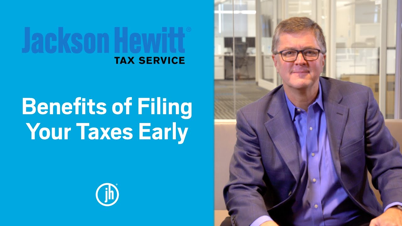 Three benefits of filing your taxes early and the documents you'll need  YouTube thumbnail