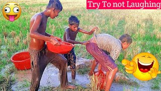TRY TO NOT LAUGHING CHALLENGE || Funny Videos, Ep-76 || Compilation For My Family ||