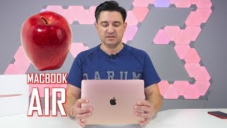 Apple MacBook Air 2018 - [UNBOXING & REVIEW]