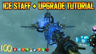 ORIGINS REMASTERED - ICE STAFF BUILD + UPGRADE TUTORIAL GUIDE (Black Ops 3 Zombie Chronicles) | Kholo.pk