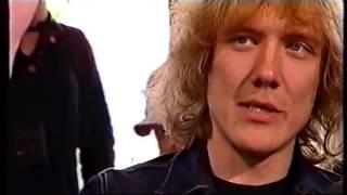 Apulannan haastattelu Jyrkissä kesällä 2000