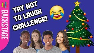 The Next Step In Hilarious 'Try Not To Laugh Challenge'