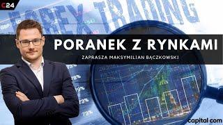 Poranek z Rynkami – Maksymilian Bączkowski I 29.09.2020