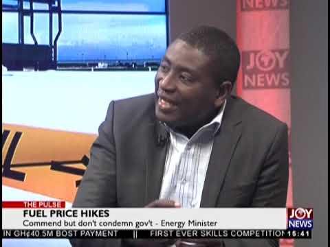 Fuel Price Hikes - The Pulse on JoyNews (20-9-18)