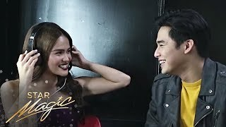 McLisse takes on the Whisper Challenge
