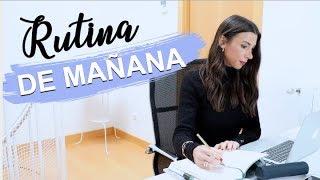 MI RUTINA DE MAÑANA | TÉCNICA 20/20/20 CLUB 5 DE LA MAÑANA | PRODUCTIVIDAD