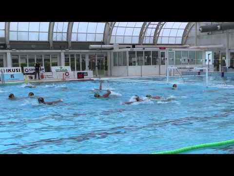 CD Waterpolo Navarra - CN Poble Nou-Enginyers (1º Tiempo)