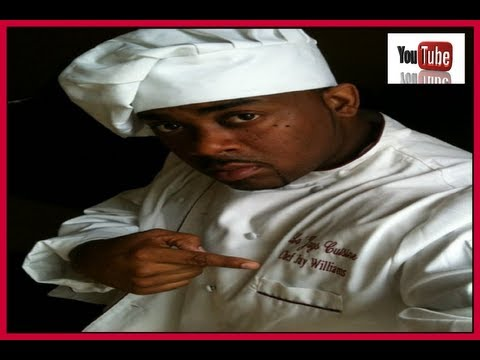 Chef Jay Williams Food Video & Instrumental Mix by Felicia Baker