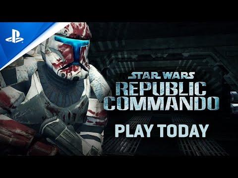 Star Wars: Republic Commando : trailer de lancement