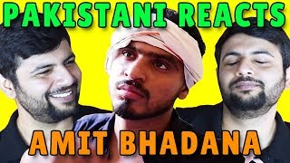 Pakistani Reacts to Amit Bhadana - Different State Different Students