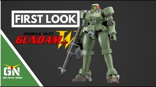 First Look: HG 1/144 Leo