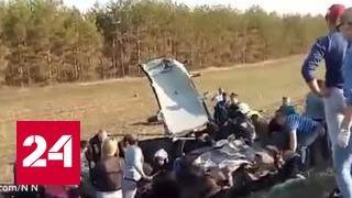 ДТП в Татарстане: погибли пять человек