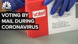 Why Coronavirus May Change How Americans Vote