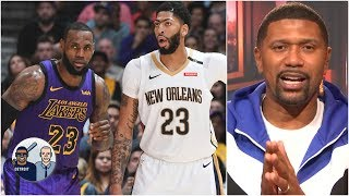 LeBron sitting out means he really wants Anthony Davis – Jalen Rose | Jalen and Jacoby