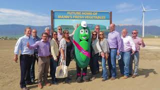 Mann's - Ground Breaking Ceremony - August 2, 2017