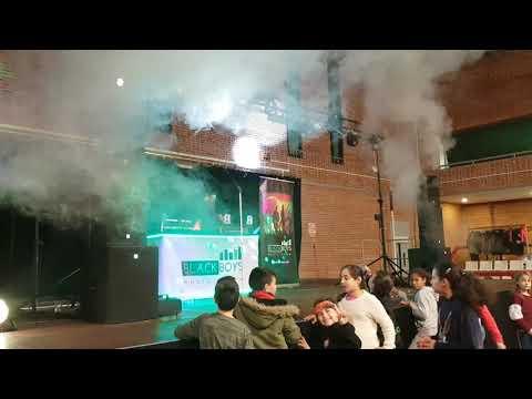 discoteca movil para pabellones,ferias,barrios,asociaciones,eventos privados...