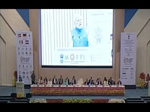 PM Modi inaugurates World Food India 2017