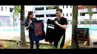 [SURPRISE] iSooka Special Delivery by WISHLIST TV Host, Swarna Naidu, to an Astro SuperSport fan!