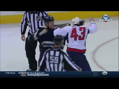 Tom Wilson vs Dalton Prout