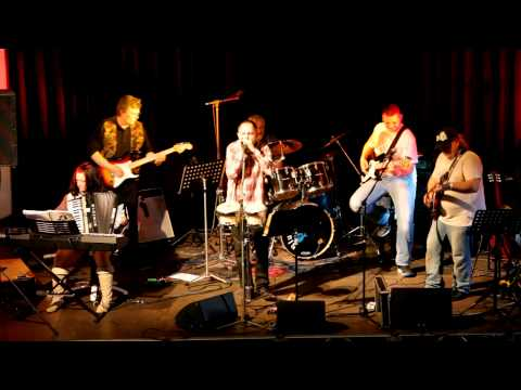 B.S.B - Blues Street Band - Blues Street Band  Valmez 2013