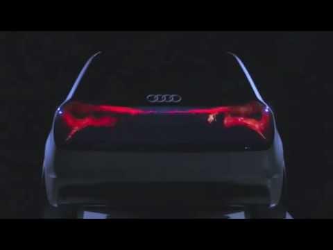 Audi Swarm OLED Lighting Concept