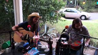 Mayeux & Broussard | Somewhere Trouble Don't Go | Live with lesfire