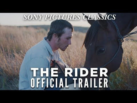 Movie Trailer: The Rider (0)