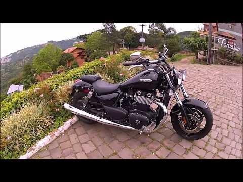 Mirante e Castata dos Amores-Triumph Thunderbird Storm 1700