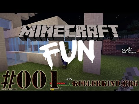 Minecraft F.U.N. #1 – Spring Zombie! ★ Let's Play Minecraft [HD|60FPS]