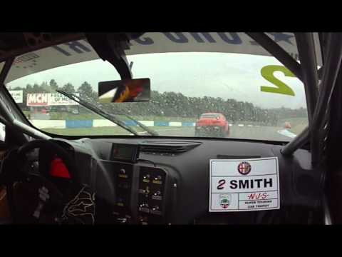 Donington Park 2013 – Race 1 – Neil Smith