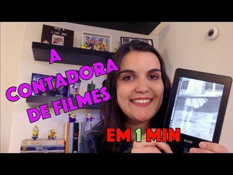 LIVRO EM 1 MINUTO: A Contadora de Filmes | Leitora na Holanda