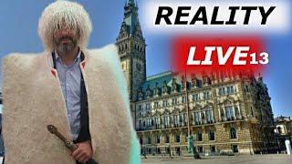 REALITY - 22.04.2019 (прямой эфир - 13 гость Хусейн Исханов)