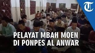 Santri dan Pelayat Mbah Moen Terus Berdatangan ke Ponpes Al Anwar Sarang Rembang
