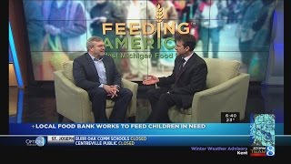 Feeding America expanding program to stop hunger