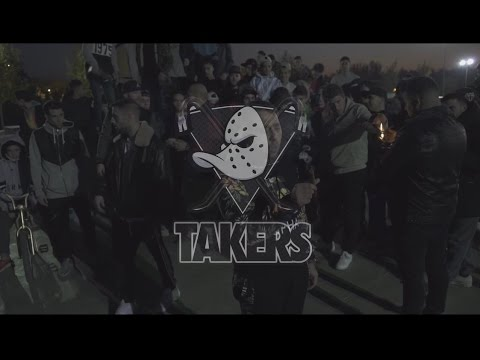 TAKERS X GYPSY LA FE · PERROS CALLEJEROS II (PROD. STEVE LEAN)