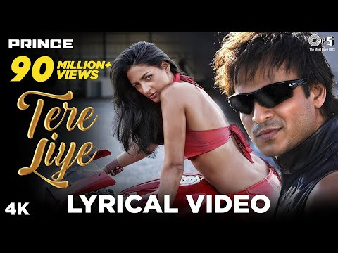 Download Tere Liye Lyrical - Prince | Vivek Oberoi & Aruna Sheilds | Atif Aslam, Shreya Ghoshal HD Mp4 3GP Video and MP3