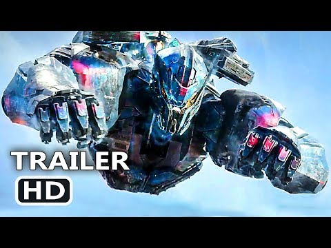 PACІFІC RІM 2 Final Trailer (2018) Action Movie HD
