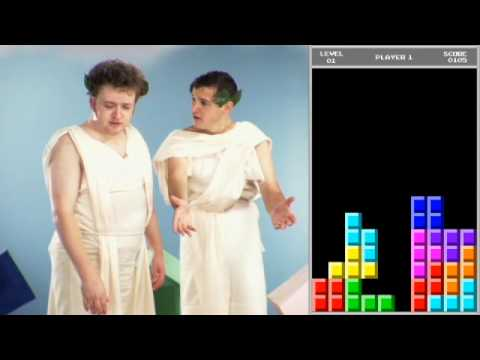 The Tetris God - Possibly the greatest video CollegeHumor has ever done.