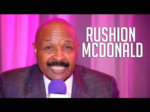 Rushion McDonald Talks Not Managing Steve Harvey Anymore + Comedic Roots