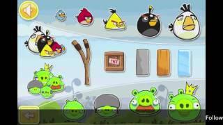Angry Birds Golden Egg 4 Walkthrough