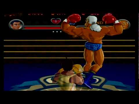 Видео № 2 из игры Punch-Out!! [Wii]